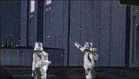 A New Hope- Joe Johnston as Spacetrooper