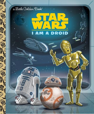 File:I Am a Droid cover.jpg