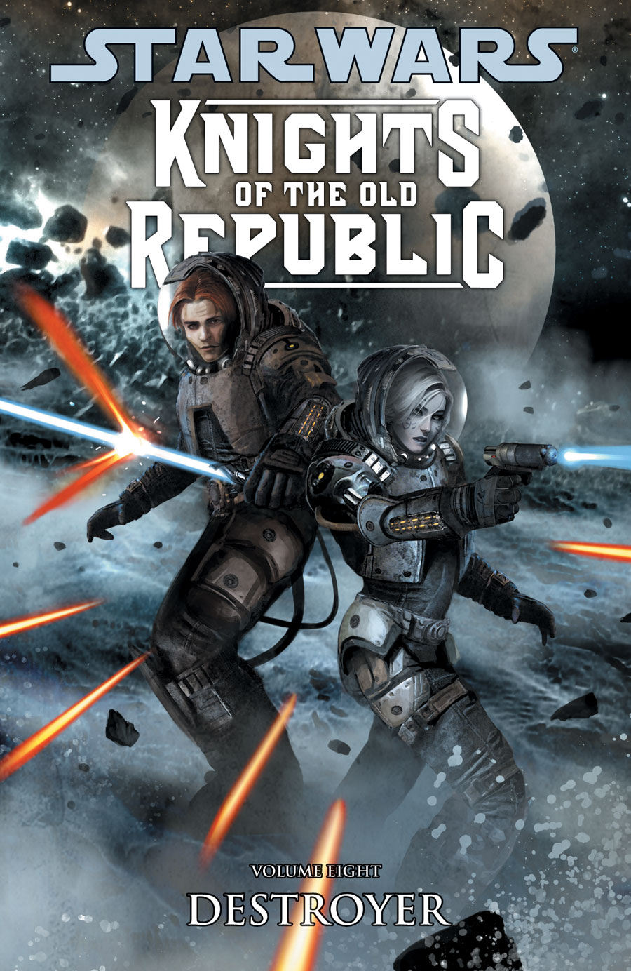 Image result for knights of the old republic vol 8