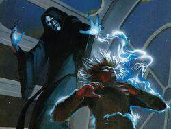 Adventures of Luke - Force Lightning