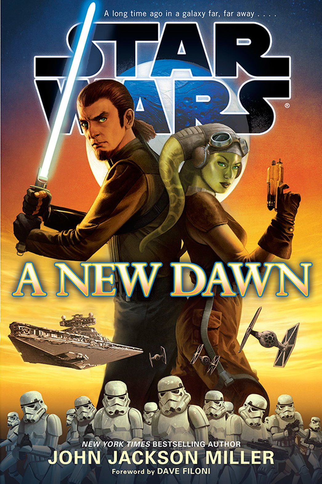 Image result for A New Dawn Star wars