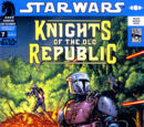Star Wars: Knights of the Old Republic 7: Flashpoint, Part 1