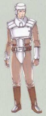 Star Wars RPG Blast Helmet And Vest