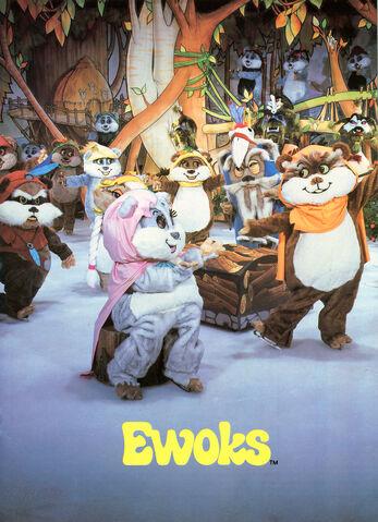 File:Ewoks on Ice poster.jpg