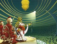 Gamorrean on Clak'dor VII