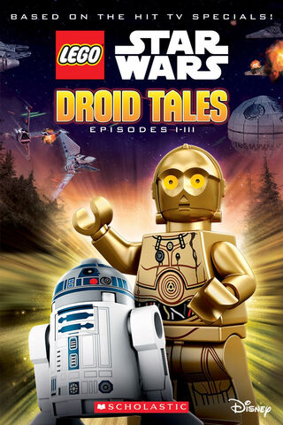 File:Lego Star Wars Droid Tales Episodes I-III Cover.jpg
