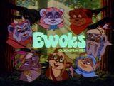 Ewoks all
