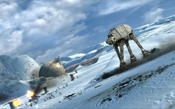 Battle of Hoth-Star Tours