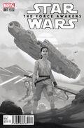 Star Wars The Force Awakens 1 Sketch