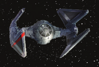 Tetran Cowall TIE Interceptor XWM