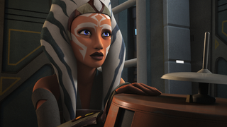 Ahsoka Tano revealed as Fulcrum