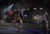 Clone Troops Utapau