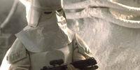 帝國雪地士兵
