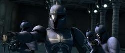 Senate Commandos Hostage Crisis