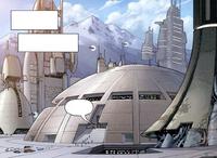 Aldera palace dome