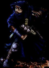 Sullustan Resistance Fighter AoRSR