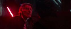 Kylo kills Solo