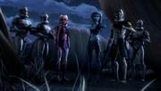 Jedi and clones