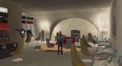 Lok slicer house interior