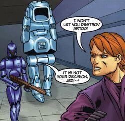 Ordonance disposal droid