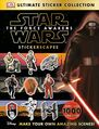 Star Wars The Force Awakens Ultimate Sticker Collection Stickerscapes cover.jpg