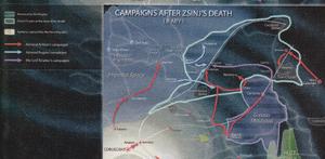 Post-Zsinj campaigns