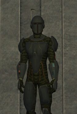 Rebel Prison Trooper