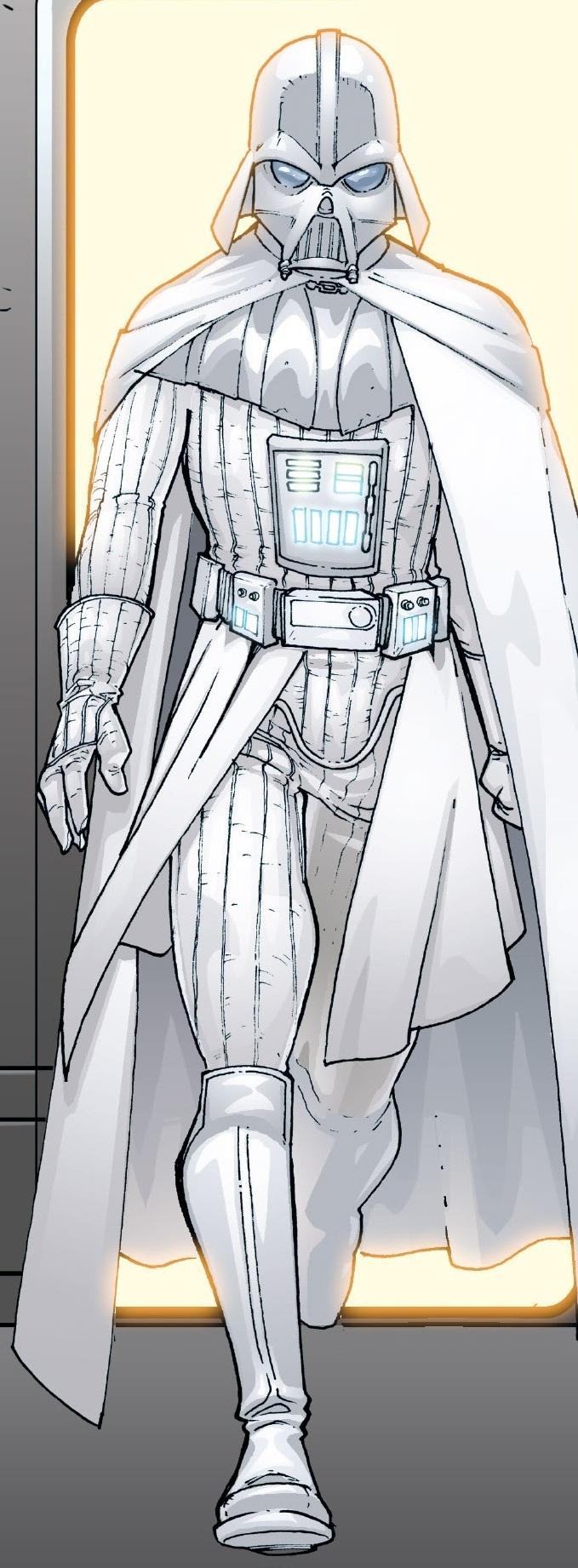 Star Wars Infinità vader bianco