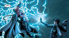 Xesh's lightning