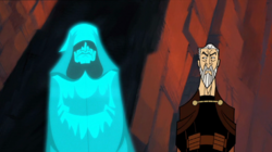 Dooku and Sidious