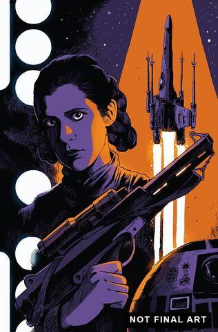 File:Star Wars Princess Leia Vol 1 3 Francesco Francavilla Textless Variant.jpg