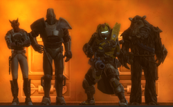 Four Warlords