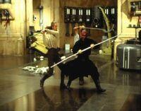 Theed duel stunts 1