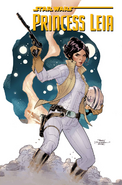 Star Wars Princess Leia 1 cover
