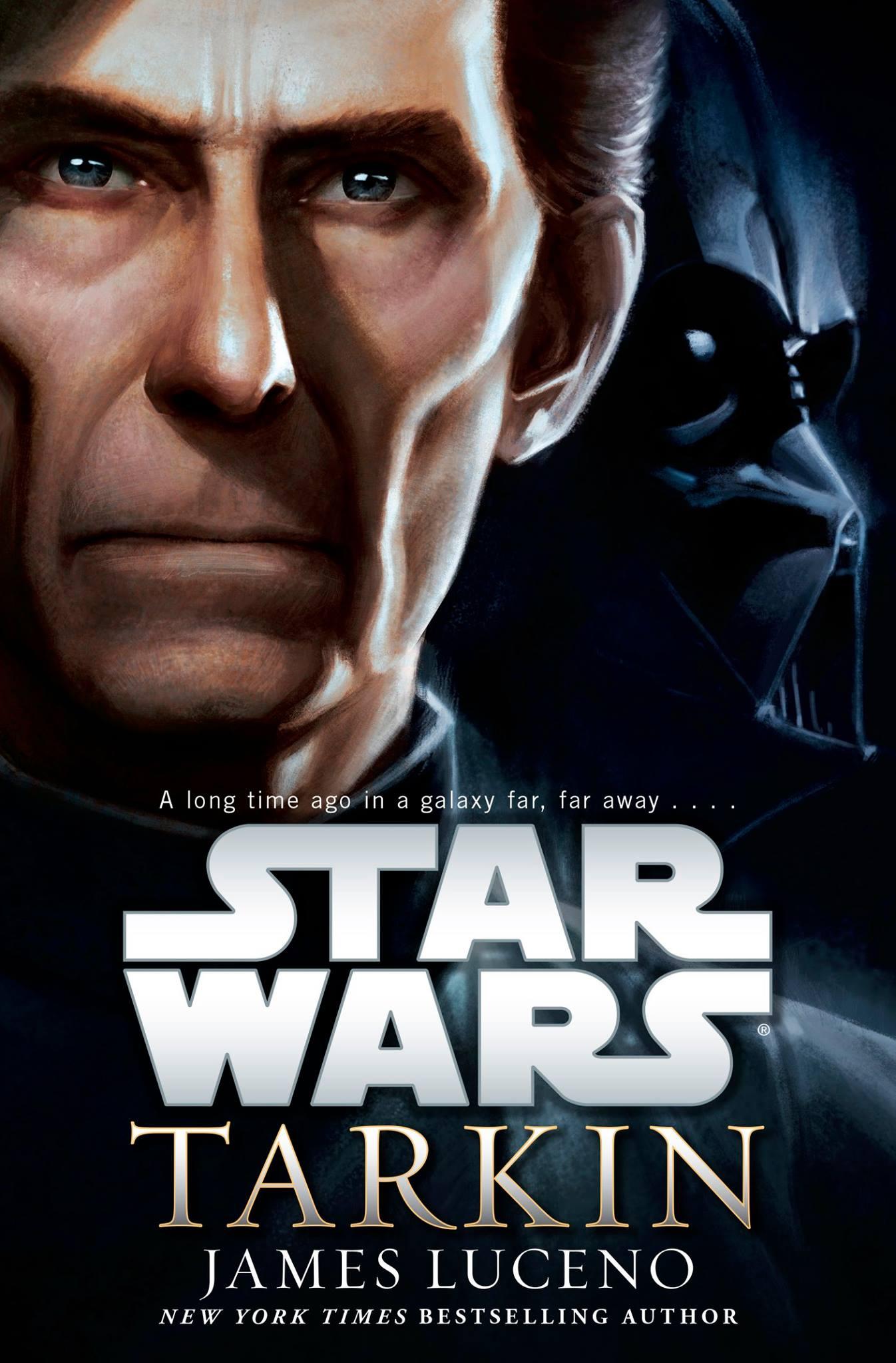 Star Wars: Tarkin Book Cover