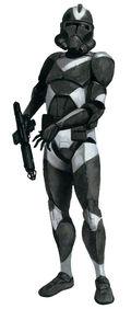 Clone shadow trooper TCWCG