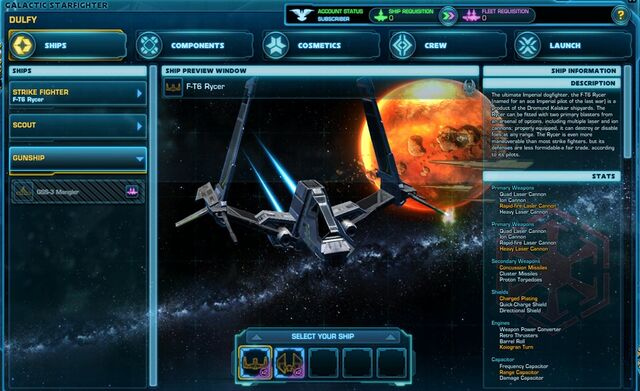 File:Galactic Starfighter menu.jpg