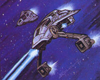 Defender starfighter 2