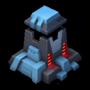Burst Turret Lvl 6 - Imperial