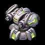 Rocket Turret Lvl 10 - Republic