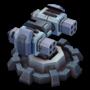 Rocket Turret Lvl 3 - Imperial