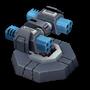 Rocket Turret Lvl 4 - Imperial