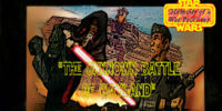 Star Wars: Memoirs of a War Profiteer Episode Two: The Unknown Battle of Wayland