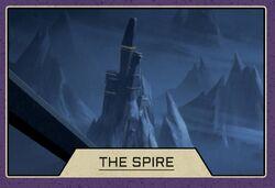 The Spire profile