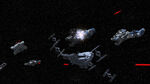 Fire Across the Galaxy Alderaan Cruisers