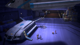 Garel City Spaceport