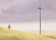 Ezra's Tower (Entanglement)