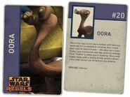 Oora Card
