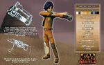 Rebels Character Keys - Ezra Bridger