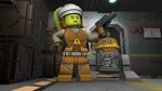 Lego Hera and Chopper